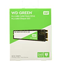 SSD, WD, Armazenamento Interno SSD, 240 GB