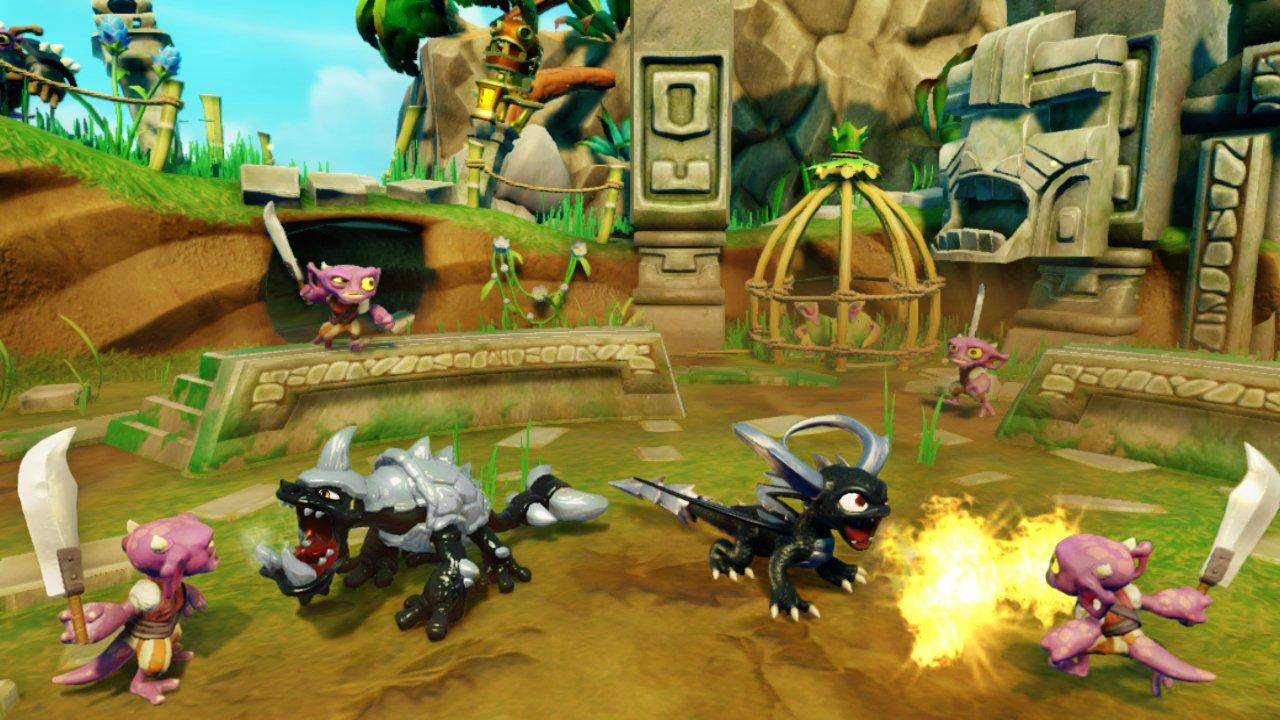 Skylander Swap Force - Dark Edition Starter Pack: Xbox 360: Amazon ...