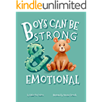 Boys Can Be Strong And Emotional: Growth Mindset