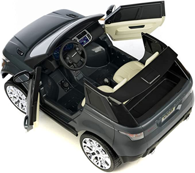 Amazon.com: FEBER Coche Range Rover 12 V Batería Powered ...