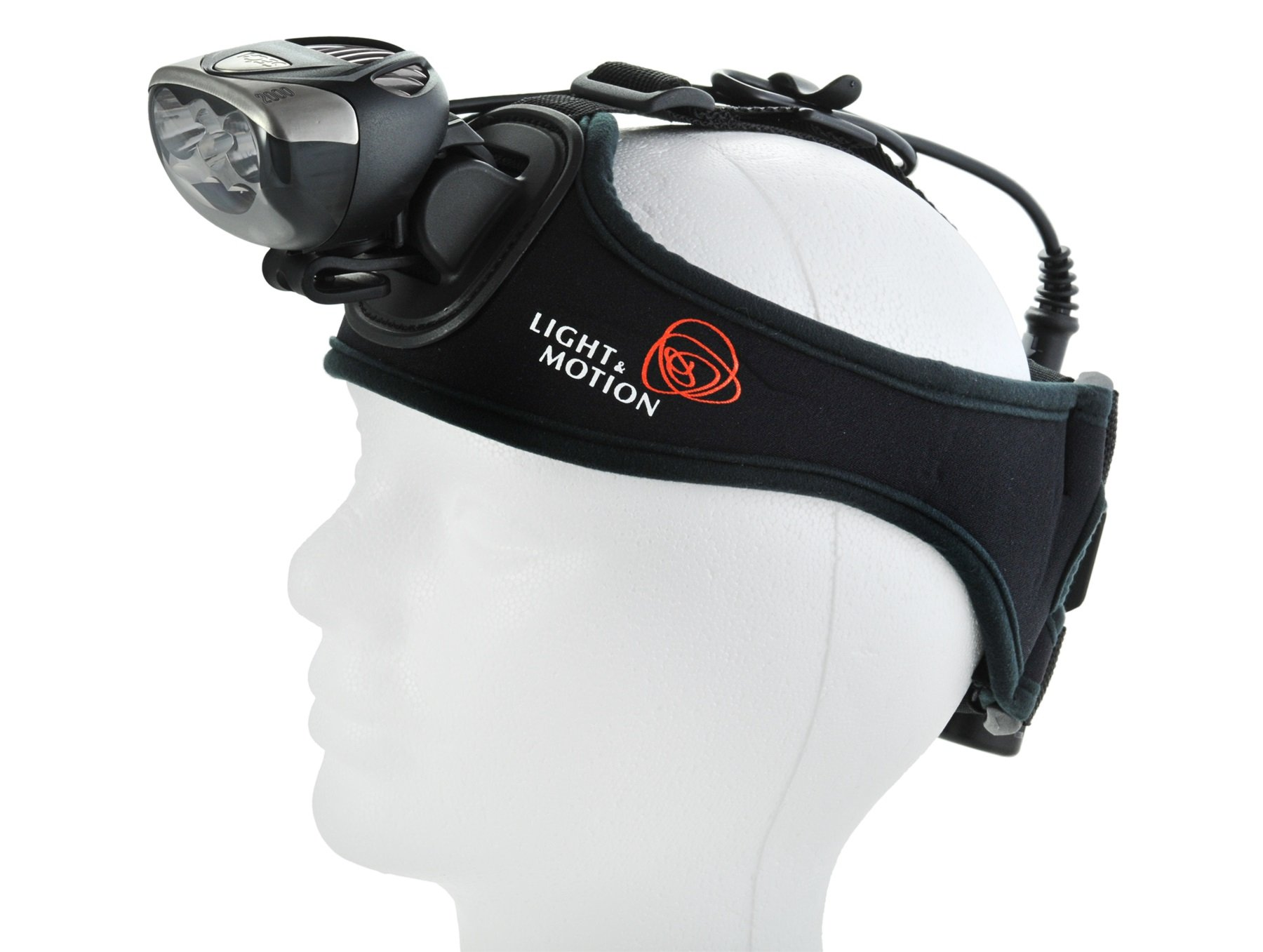 Light and Motion Seca 2000 3-Cell Race Rechargeable Headlight by Light and Motion (Image #3)
