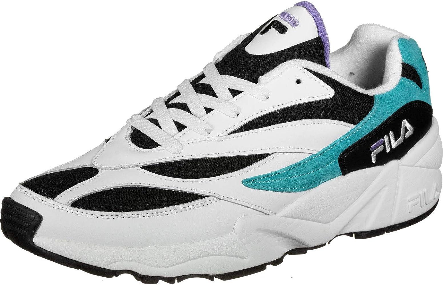 Zapatillas Fila V94M Low Negro 40: Amazon.es: Zapatos y complementos