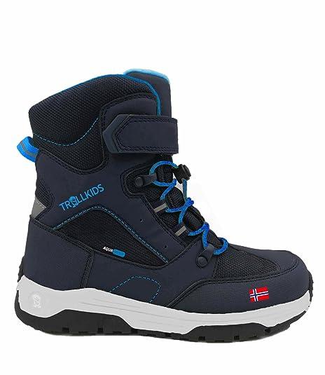 get cheap f0a36 bbf45 Trollkids Kinder Lofoten Winter Schuhe XT