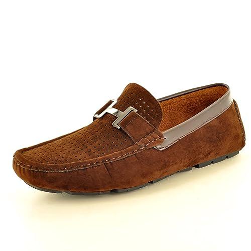 My Perfect Pair - Mocasines para hombre: Amazon.es: Zapatos y complementos