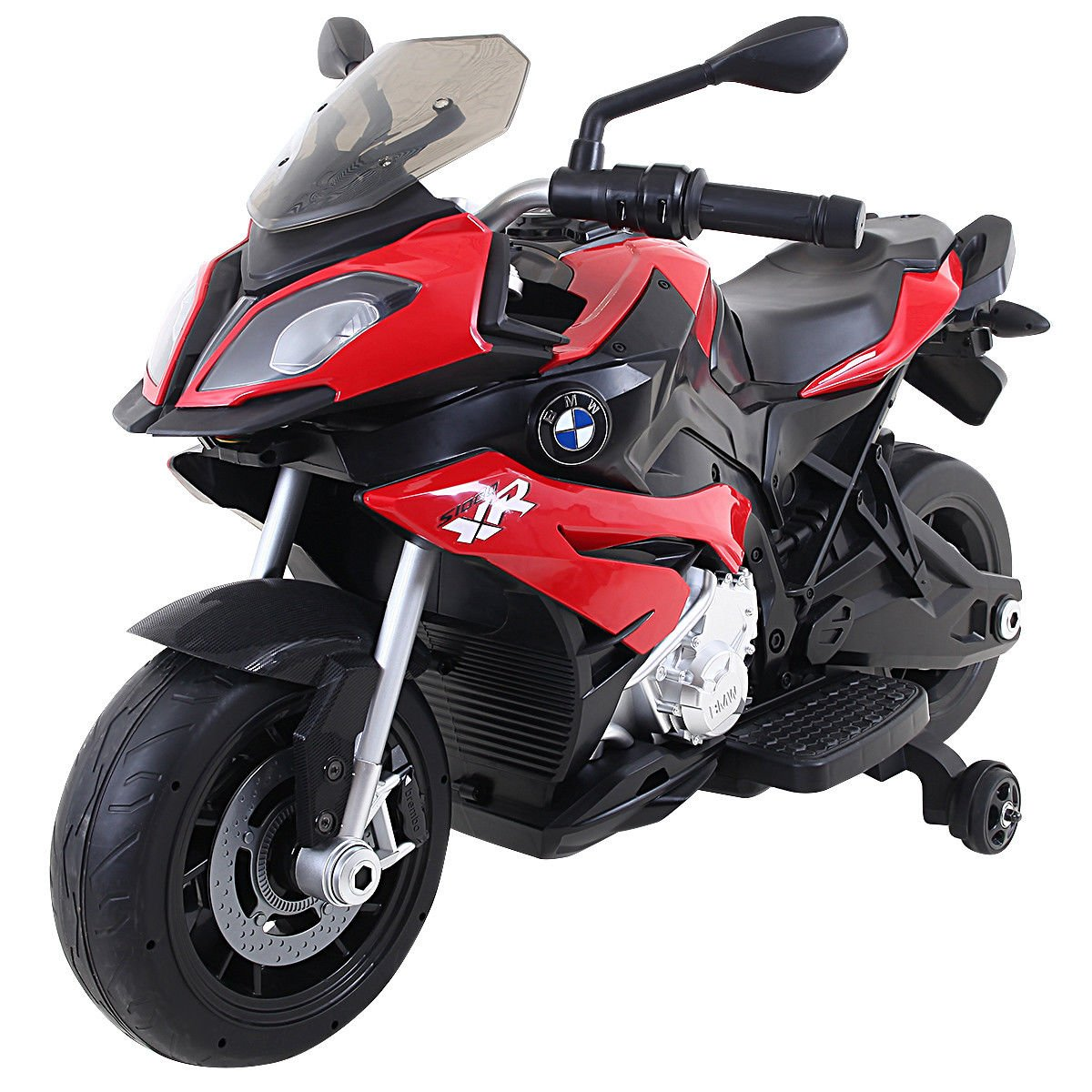 Amazon.com: Best Ride On Cars BMW Motorcycle 12V, Blue: Toys & Games