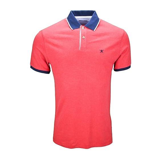 Hackett London - Polo - para Hombre Rojo XXX-Large: Amazon.es ...