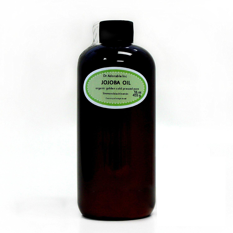 Jojoba Oil Golden Organic