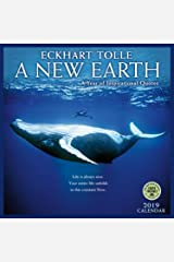 A New Earth 2019 Wall Calendar: A Year of Inspirational Quotes Calendar