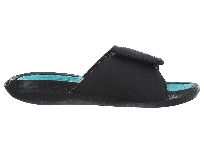 Nike Youth Jordan Hydro 6 Black Hyper Jade Synthetic Sandals 38.5 EU x5pdRzlf7