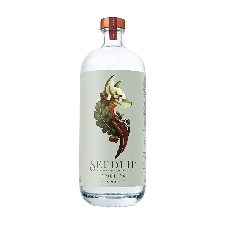 SEEDLIP Spice 94 Non-Alcoholic Spirit, 23.7 fl oz