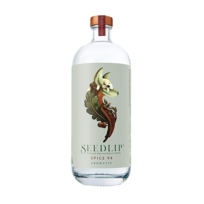SEEDLIP Spice 94 Non-Alcoholic Spirit, 23.7 fl oz