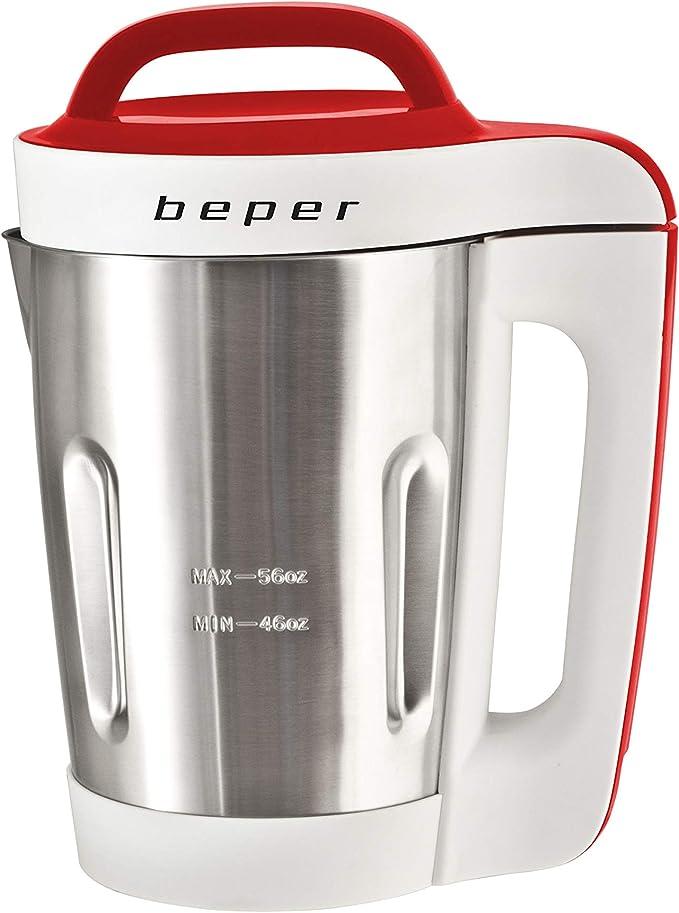 Beper srl 90.901 Máquina para hacer sopa, Metal, aléatoire: Amazon ...