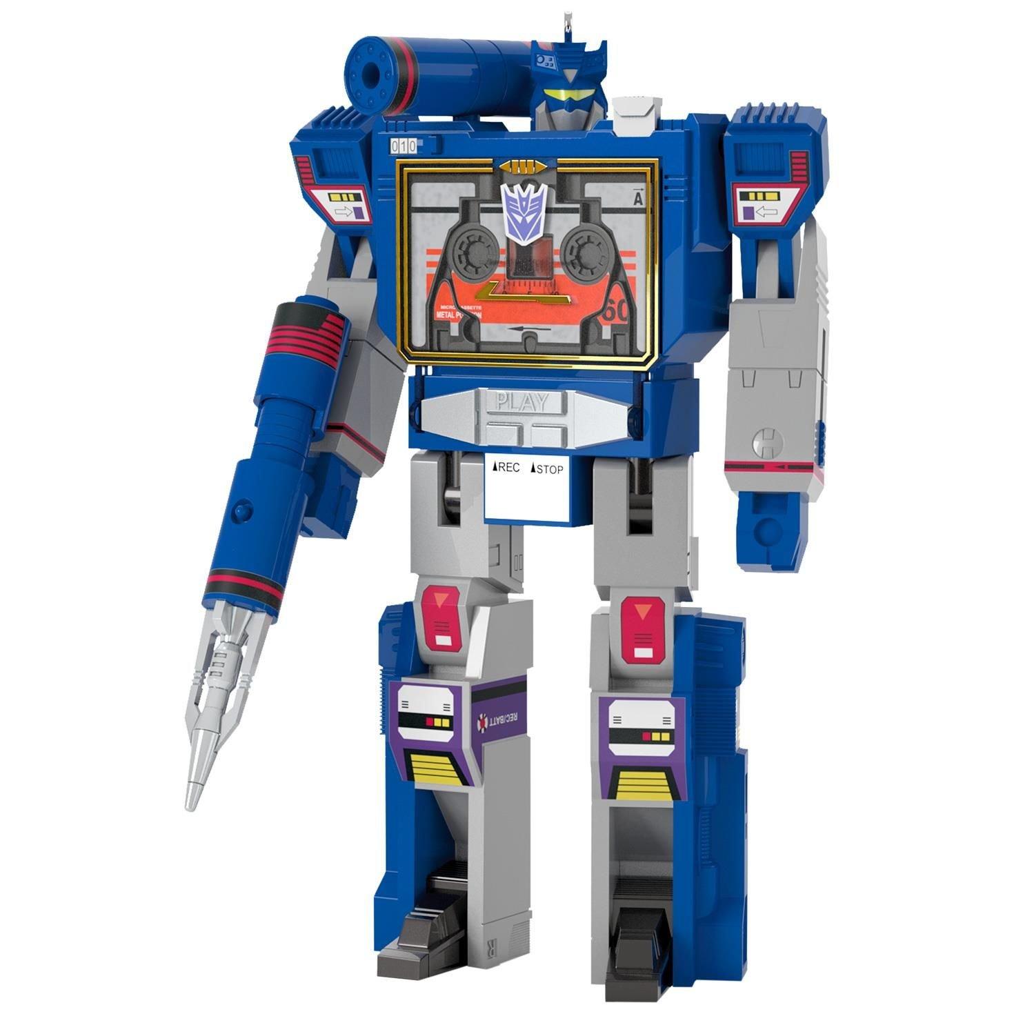 Transformers Soundwave Ornament Movies & TV; Sci-Fi
