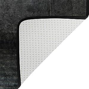 Use7 Grunge Cassette - Alfombra para Sala de Estar, Dormitorio, Tela, 203cm x 147.3cm(7 x 5 Feet)