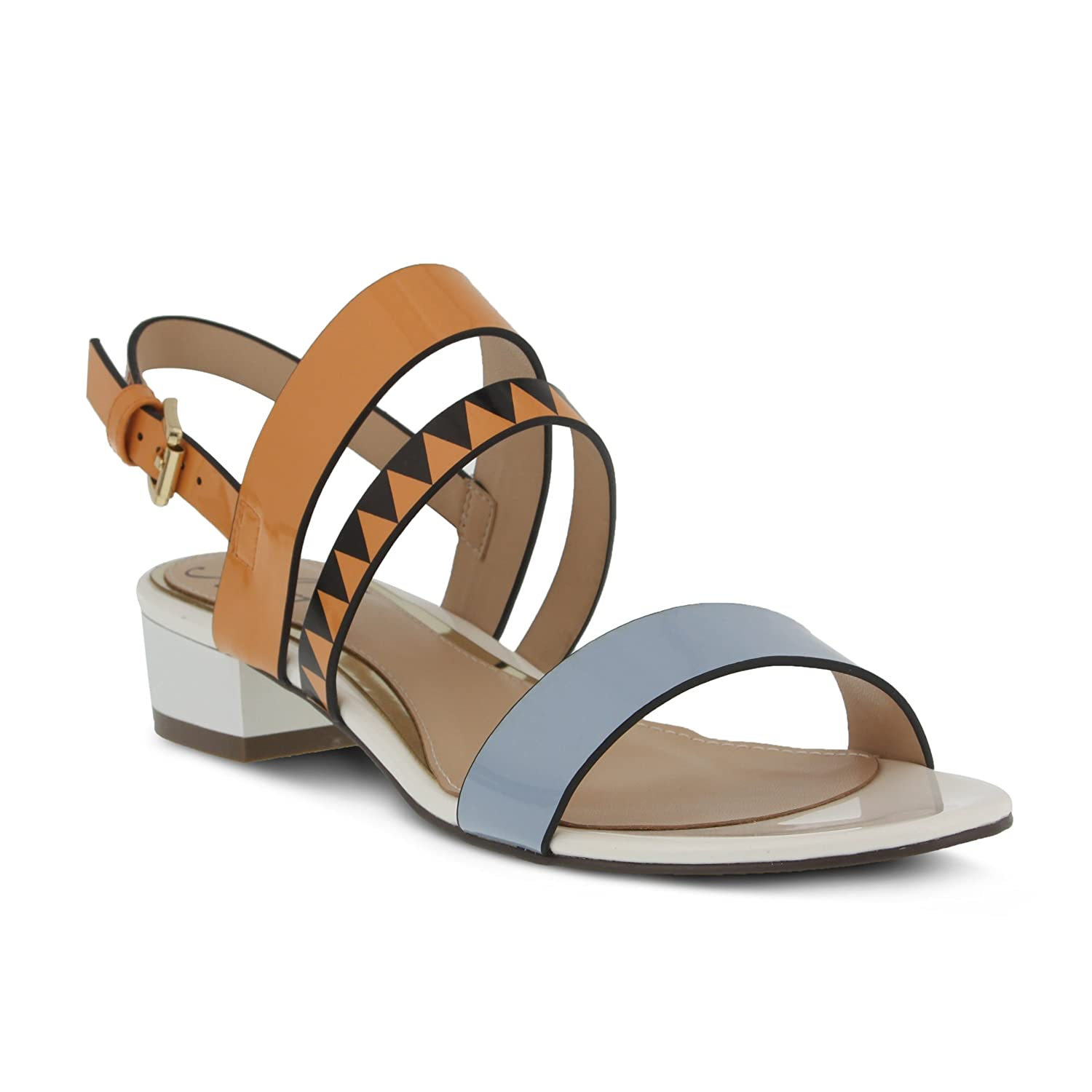 Azura by Spring Step Womens Tresna Wedge Sandal