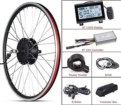 Kit de conversión de Bicicleta eléctrica ebike 26