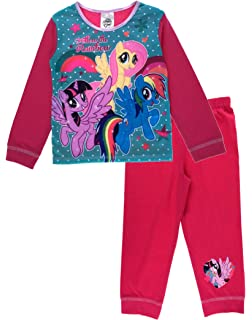 bb3fbd2fffb6 My Little Pony Baby Girls Long Pyjamas Pjs 9-12  Amazon.co.uk  Clothing
