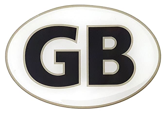 Carbon /& Black Union Jack GB Vehicle Number Plate Stickers  HIGH GLOSS DOMED GEL