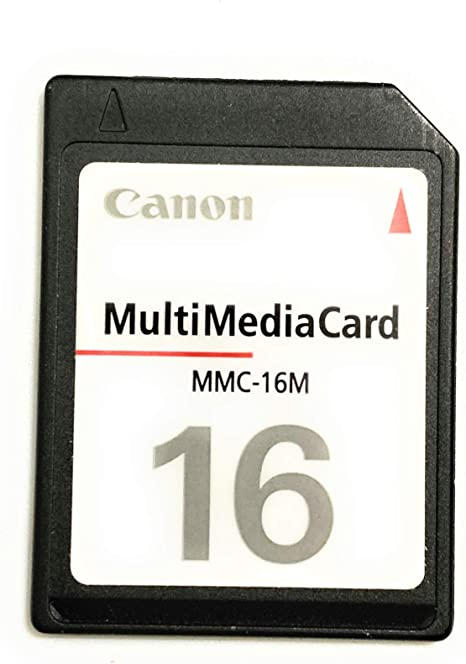 Amazon.com: Canon sdc-16 m tarjeta de memoria Secure Digital ...