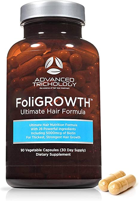 FoliGROWTH Ultimate Hair Nutraceutical