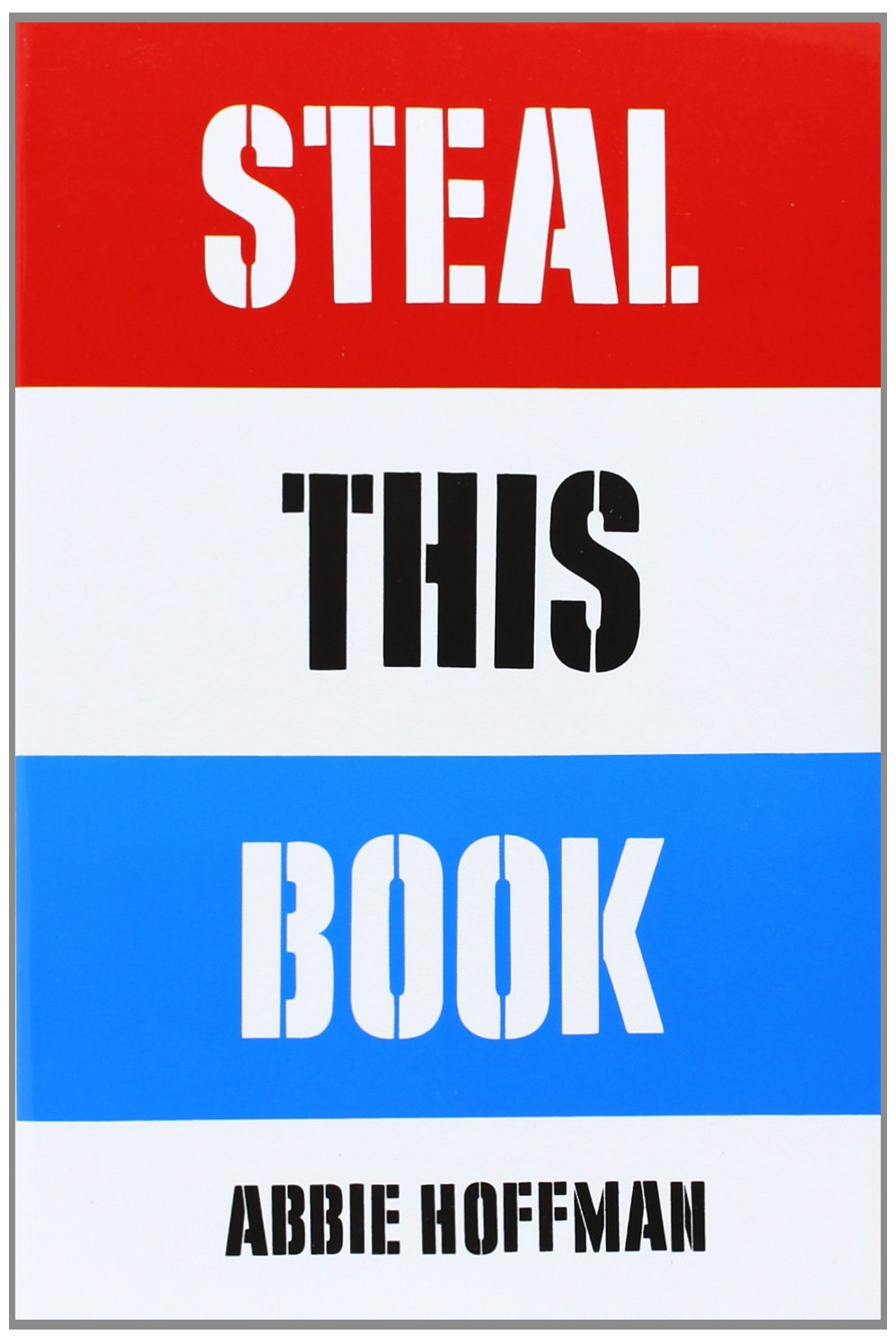 Image result for STEAL THIS BOOK