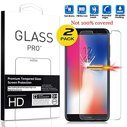 Amazon com: For Huawei Y6 2018 ATU-LX3 Screen Protector