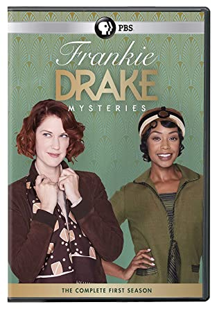 Frankie Drake Mysteries, Season 1 DVD: Amazon com au: Movies & TV Shows