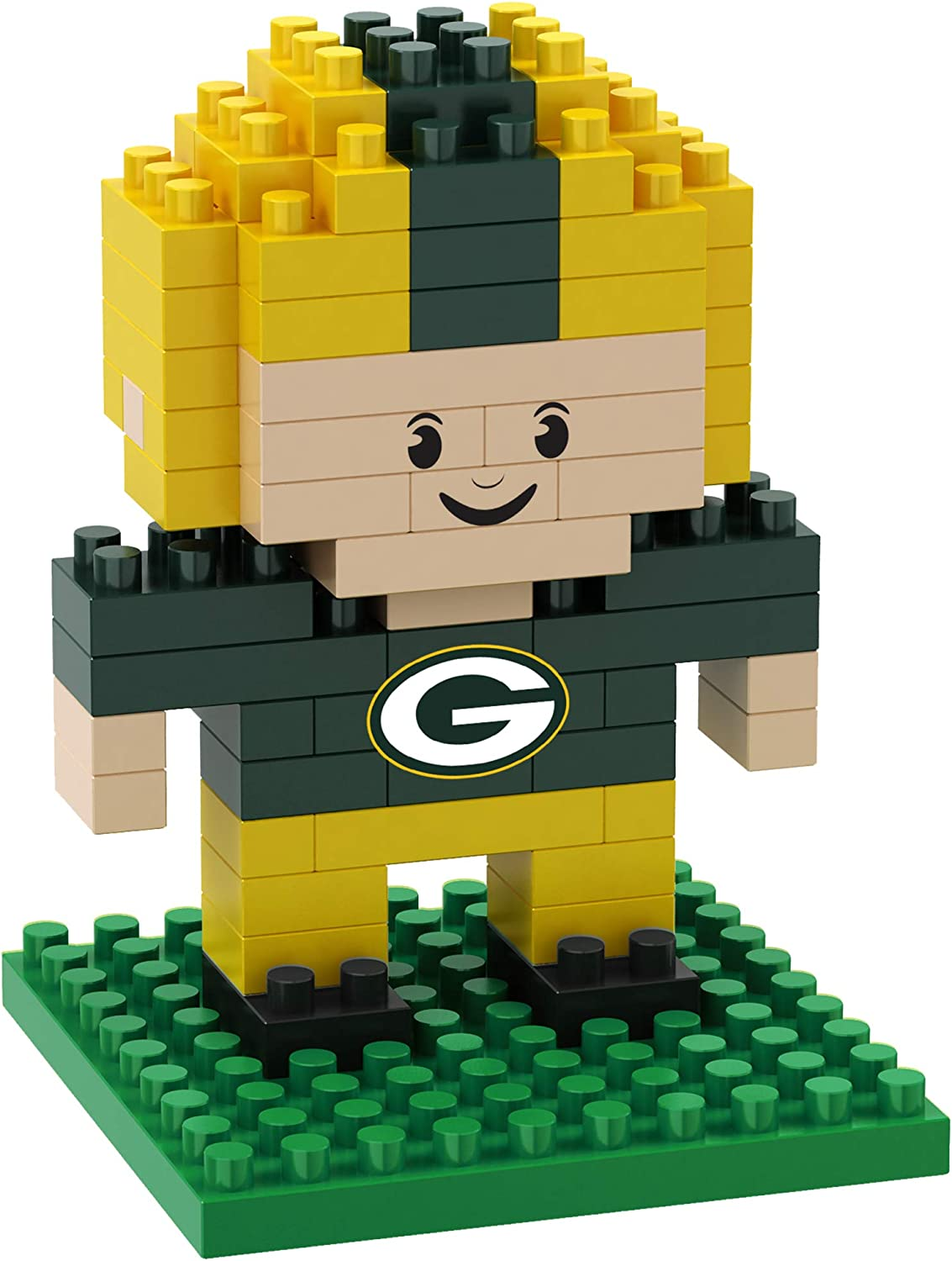 NFL Mini BRXLZ Player Building Blocks