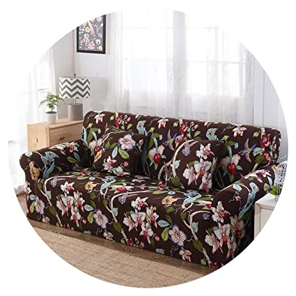 Amazon.com: Stretch Sofa Cover All-Inclusive Sectional Throw ...