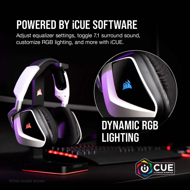 Corsair Void Rgb Elite Wireless Premium Gaming Headset Elektronik