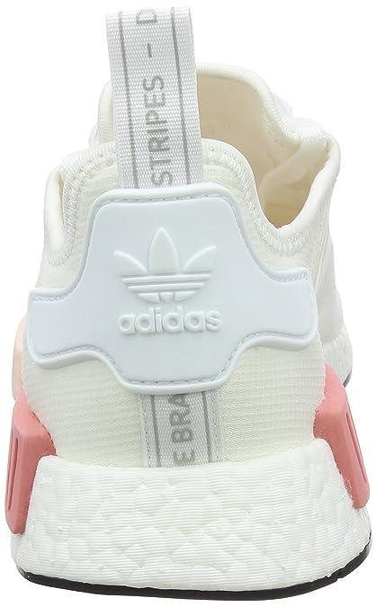 adidas Damen NMD_R1 W Fitnessschuhe Weiß Footwear WhiteIcey