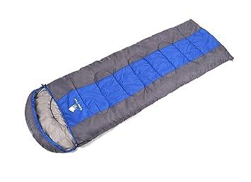 GEERTOP 3 Season Envelope Sleeping Bag 5C To 12C