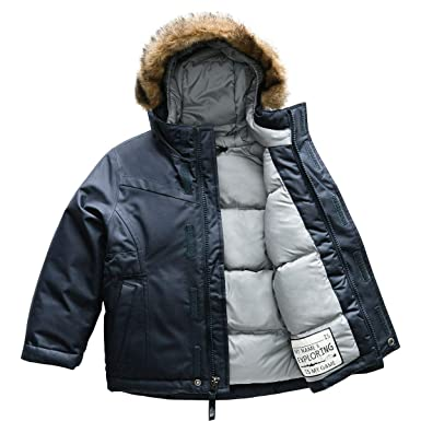 72e0fd386 Amazon.com: The North Face Girls Greenland Down Jacket (Toddler): Clothing