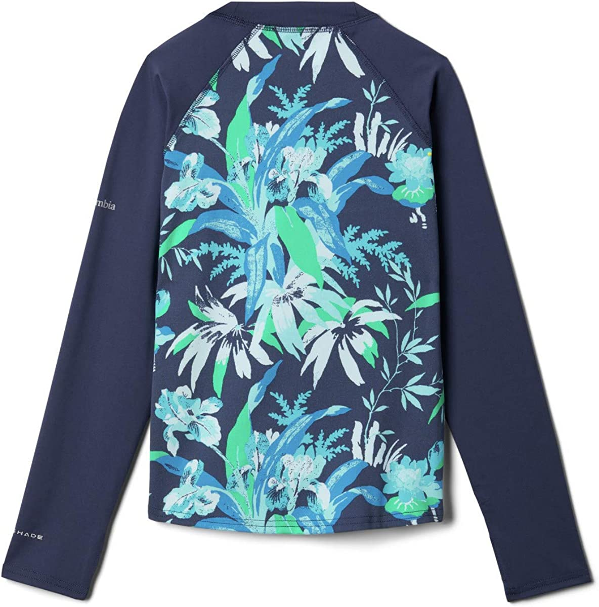 Columbia Boys Sandy Shores/ Printed Ls Sunguard
