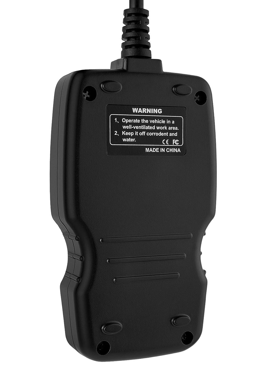 ANCEL AD310 Classic Enhanced Universal OBD II Scanner Car Engine Fault Code Reader CAN Diagnostic