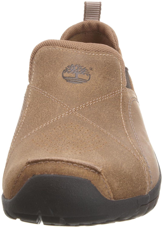 Timberland Slip On, Mocasines para Hombre, Marrón, 42 EU / 8.5 US: Amazon.es: Zapatos y complementos