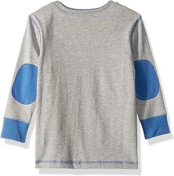 Hatley Boys Preppy Elbow Patch Pullovers