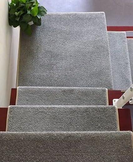 ZENGAI Carpet Stair Treads Runner Rug Pad (Set Of 5),European   Style