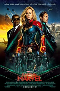 "MCPosters - Marvel Captain Marvel 2019 Glossy Finish Movie Poster - MCP893 (24"" x 36"" (61cm x 91.5cm))"