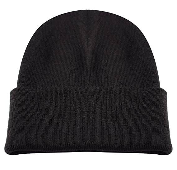 90982ff7ffb640 Image Unavailable. Image not available for. Color: PZLE Dark Grey Beanie  Plain Newsboy Cap ...