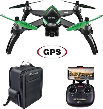 Contixo F20 RC Quadcopter Drone with 1080p HD Camera