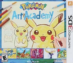 Pokemon Art Academy - 3DS