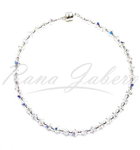 Amazon Com Rana Jabero Swarovski Crystal Aurora Borealis Sparkling