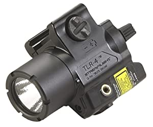 Streamlight TLR-4 Tactical Light with Laser