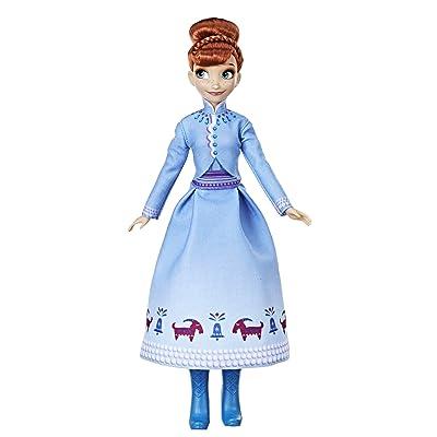 Disney Frozen Olaf\'s Frozen Adventure Anna Doll: Toys & Games [5Bkhe2002016]