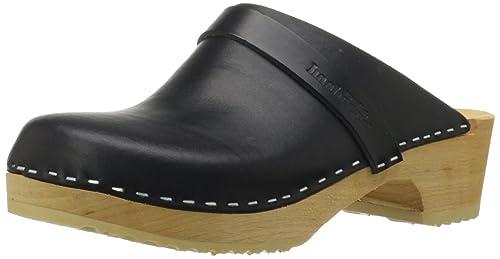 0325a7e6 Swedish Hasbeens Swedish Husband, Sandalias Punta Cerrada para Mujer:  Amazon.es: Zapatos y complementos