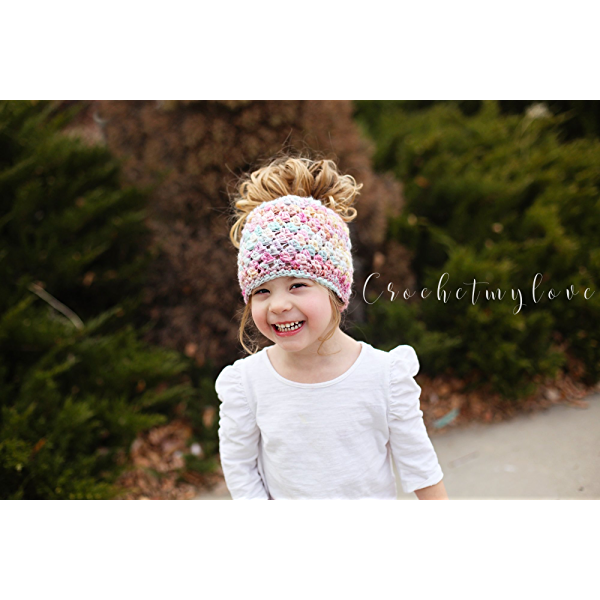 Messy Bun Beanie Crochet Pattern Kindle Edition By Designs Crochet My Love Geest Dusty Crafts Hobbies Home Kindle Ebooks Amazon Com