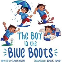 The Boy in the Blue Boots