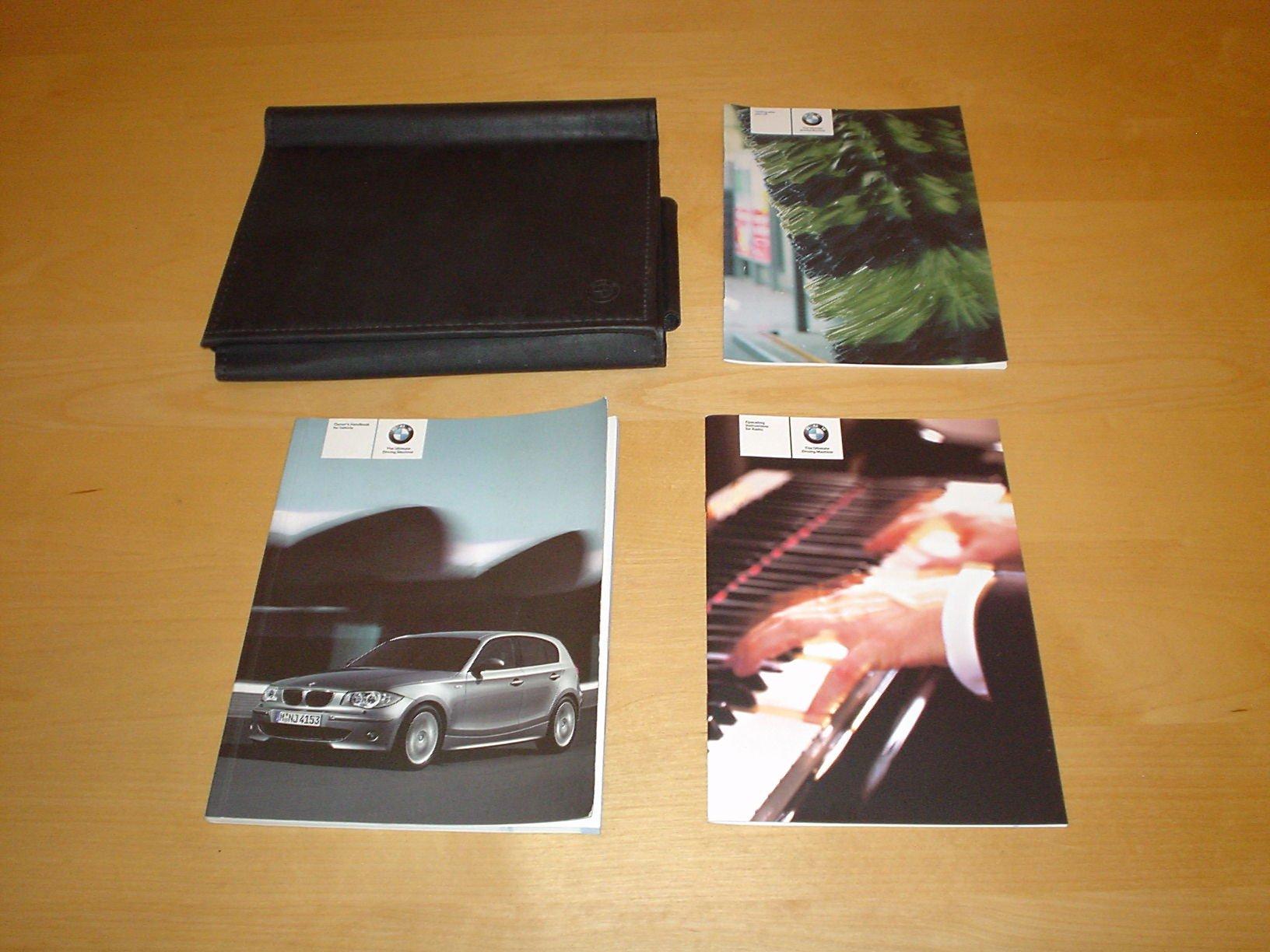 2011 bmw 1 series manual