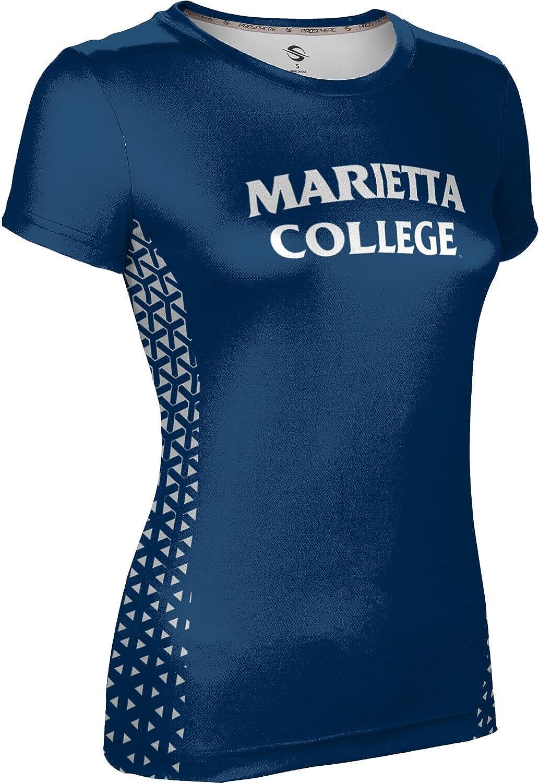 ProSphere Marietta College Girls Performance T-Shirt Geo